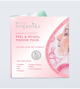 Organiks Wrinkle Therapy Peel & Reveal Marine Mask 30g