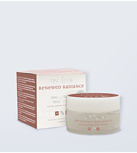 Spa Find Renewed Radiance Energizing Mud Mask 50ml - New
