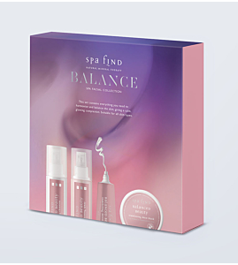Balance - Spa Facial Collection Christmas Gift Set 2018