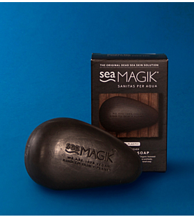 SEA MAGIK SKIN SOLUTIONS BLACK MUD SOAP 100g