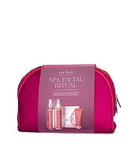SPA FIND SPA FACIAL RITUAL GIFT 2020 - BALANCED BEAUTY