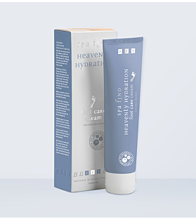 Heavenly Hydration Foot Care Cream 100ml