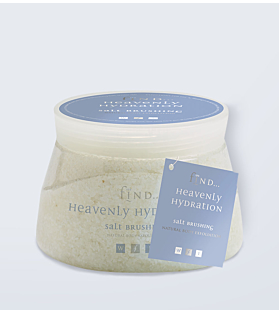 Heavenly Hydration Salt Brushing 500g