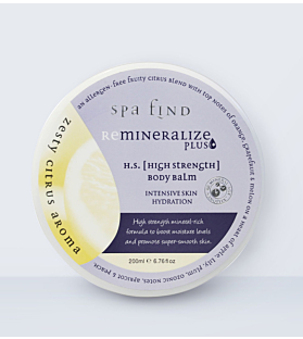 Remineralise+ Hs Body Balm 200ml